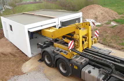 Fertiggarage beton gebraucht  Gebrauchte Garage verkaufen! Bei Garagen Ankauf sind sie richtig!